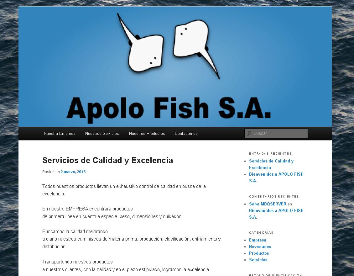 apolofish